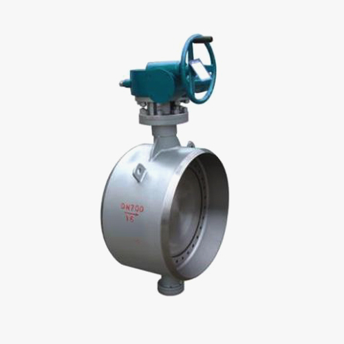 D363, D663, D963 type welded butterfly valve