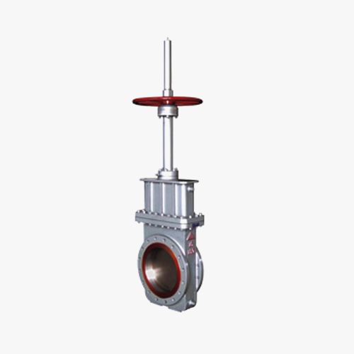 Light plate gate valve