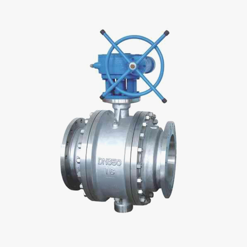 Q347, Q647, Q947 type hard seal fixed ball valve